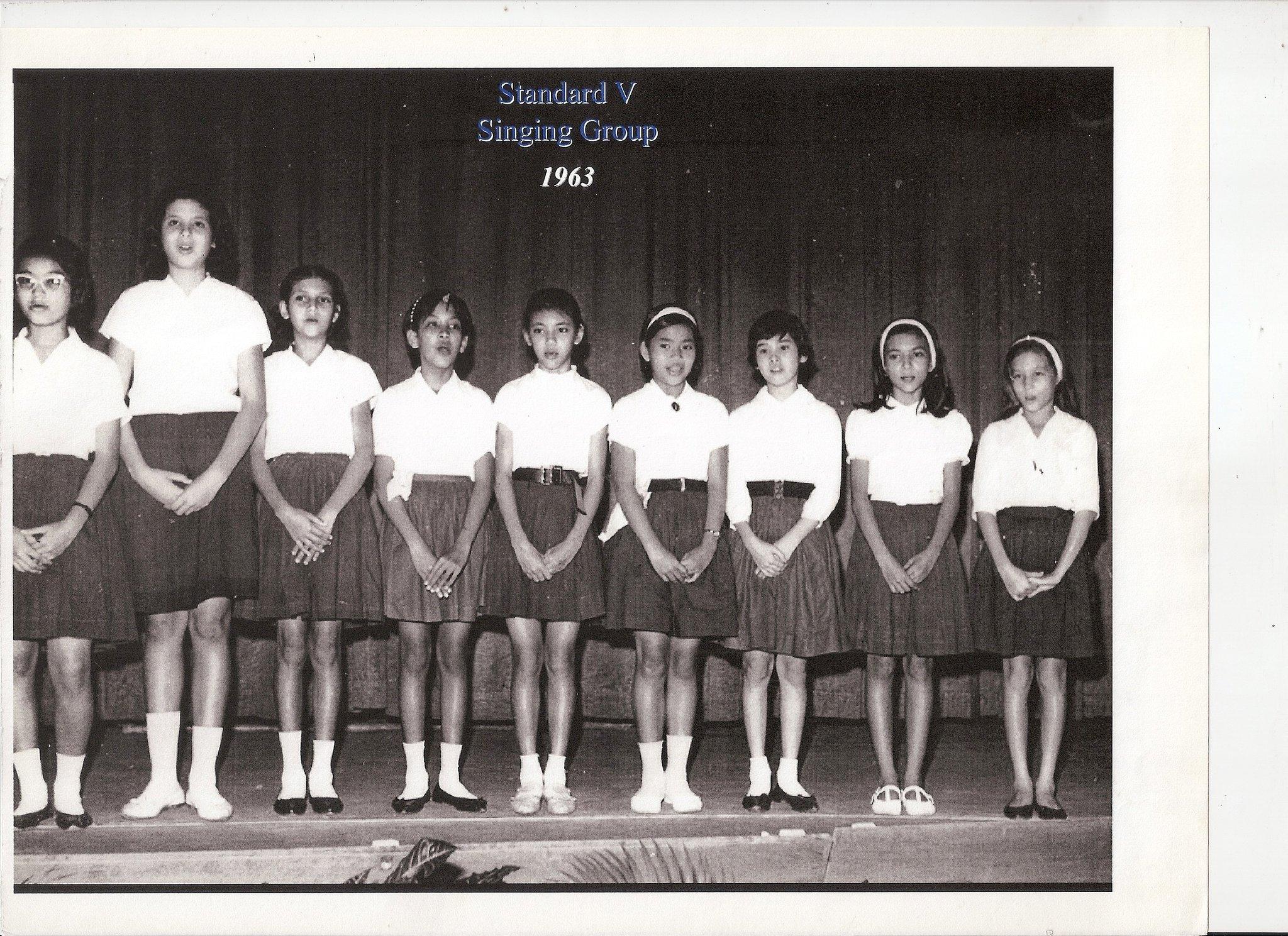 Beauty MEHS Class of 1963