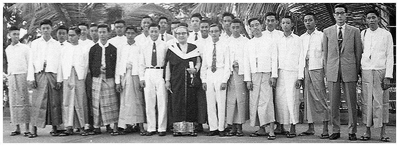1958 Graduates-Males