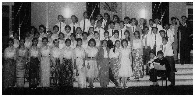 1961 Graduating Class