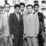 1961 Graduates