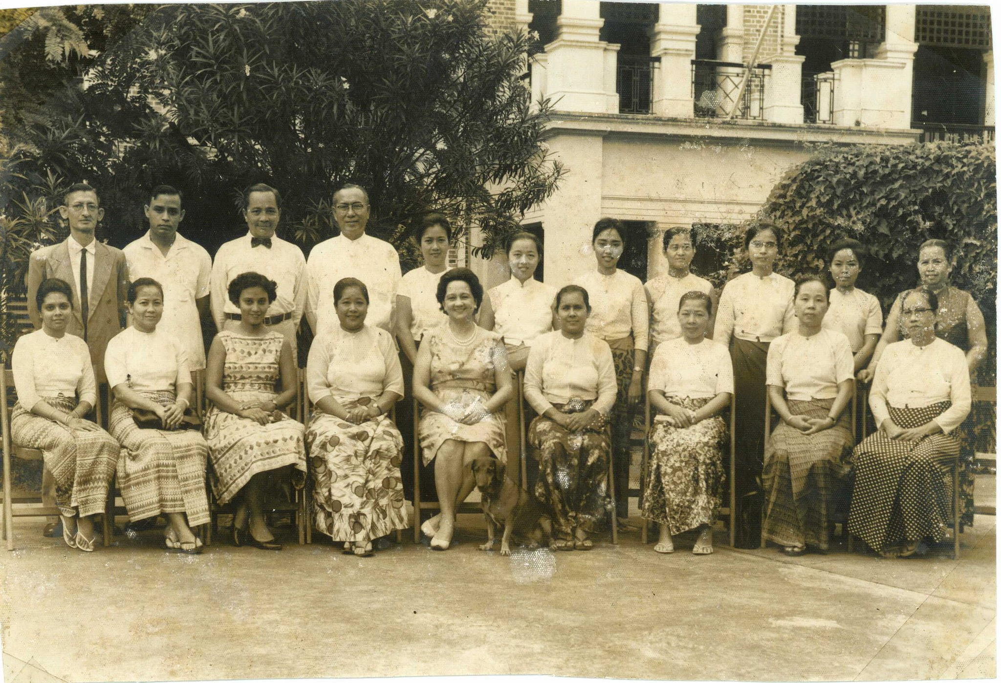 MEHS Teachers from Tin Thein Aye