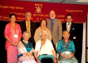 Teachers at 2011 MEHSA Reunion
